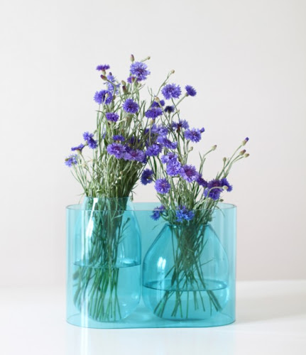 Cool Transparent Planter from Cinna