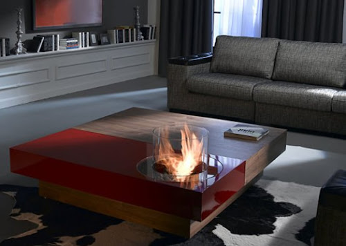Modern fireplace design for your living areas