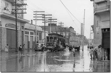 Enchentes - São Paulo 1956