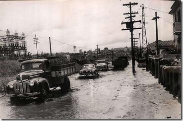 Enchentes - São Paulo 1957