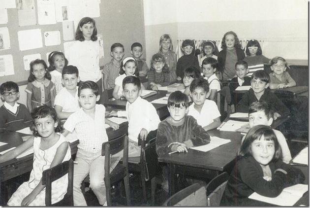 Jardim Escola - Dona Neide - 1965