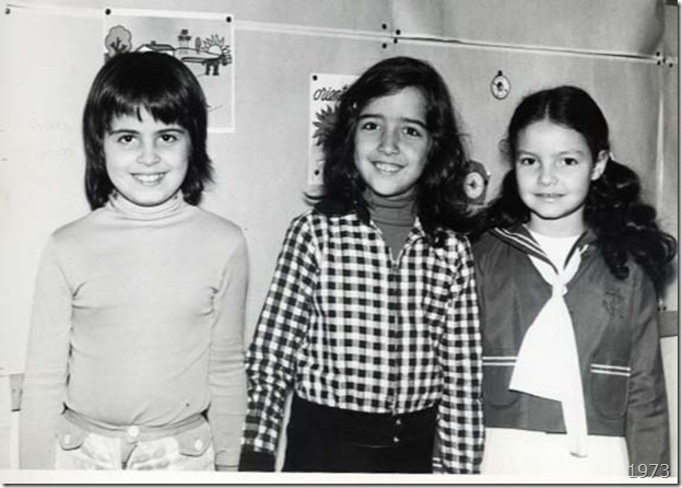 1974 JESP - Adriana, Adriana e Laís