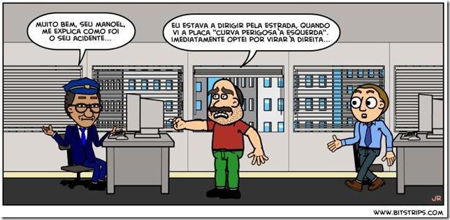 Edison - Portuga - Boletim de Ocorrência
