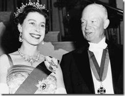 10 Rainha com Eisenhower