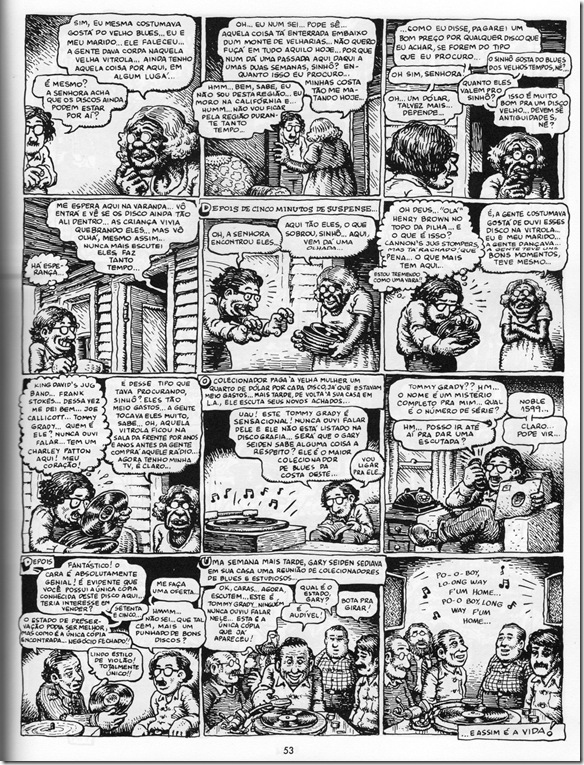 Robert Crumb - É a vida 5