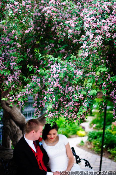 Bride and groom Utah wedding photography