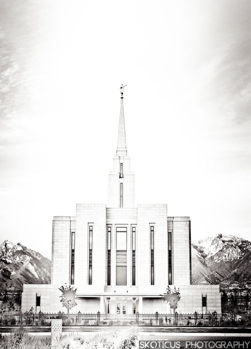 Oquirrh Mountain LDS Temple
