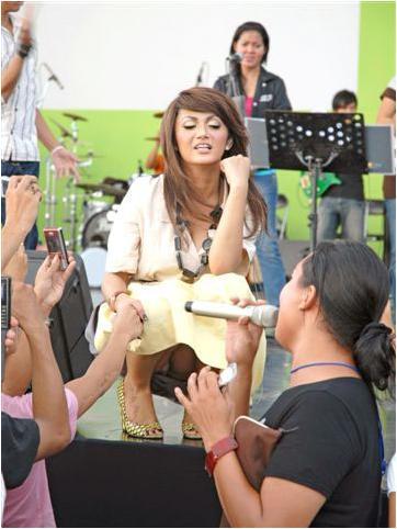 Ngintip Celana Dalam Artis Indonesia Yuk...