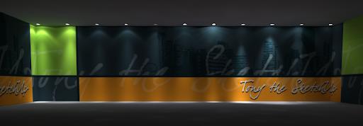 ชุดไฟล์ IES สำหรับใช้กับ IES Light ใน V-Ray for SketchUp 1.48.66 Tonylight3