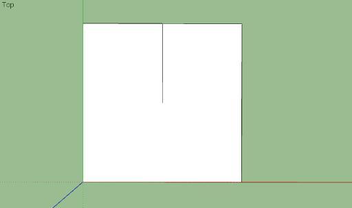 SketchUp - มหัศจรรย์รูปสี่เหลี่ยมกับ SketchUp Sq-06