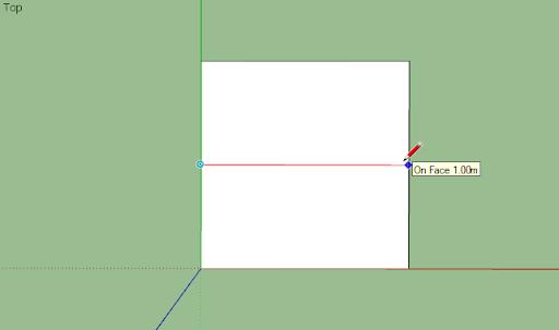 มหัศจรรย์รูปสี่เหลี่ยมกับ SketchUp Sq-17