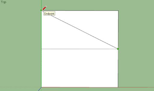 มหัศจรรย์รูปสี่เหลี่ยมกับ SketchUp Sq-18