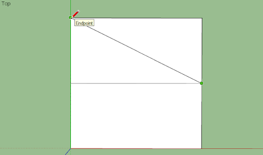 SketchUp - มหัศจรรย์รูปสี่เหลี่ยมกับ SketchUp Sq-18