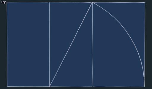 มหัศจรรย์รูปสี่เหลี่ยมกับ SketchUp Sq-34
