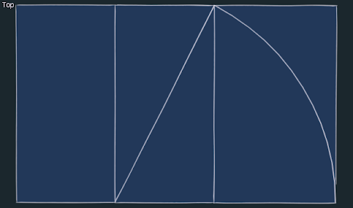 SketchUp - มหัศจรรย์รูปสี่เหลี่ยมกับ SketchUp Sq-34