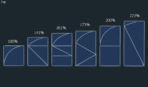 SketchUp - มหัศจรรย์รูปสี่เหลี่ยมกับ SketchUp Sq-41