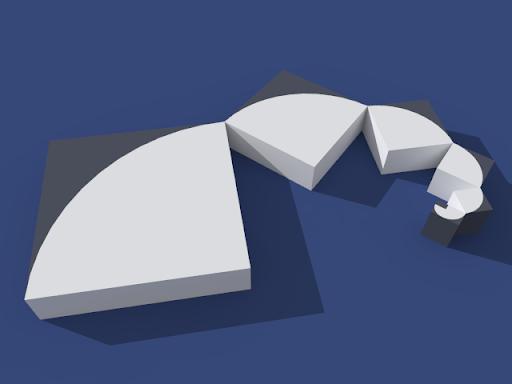 มหัศจรรย์รูปสี่เหลี่ยมกับ SketchUp Sq-45
