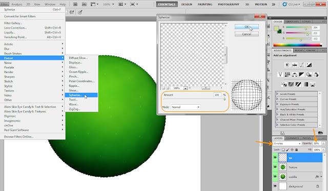 เทคนิคการวาดรูปแอบเปิ้ลสวยๆ Apple10