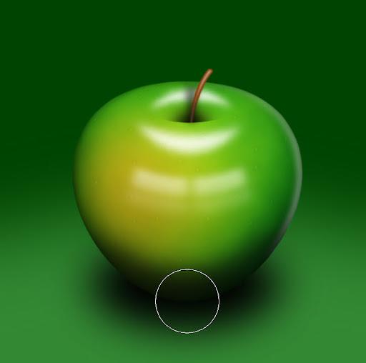 เทคนิคการวาดรูปแอบเปิ้ลสวยๆ Apple63