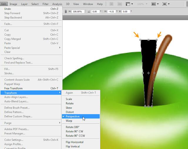 เทคนิคการวาดรูปแอบเปิ้ลสวยๆ Apple51