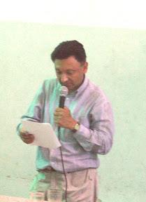 Javier Lugo, poeta de Solano