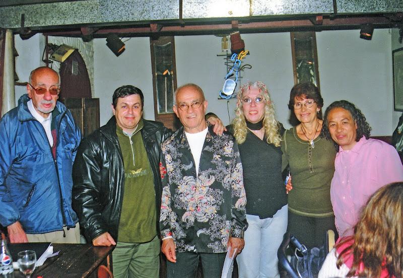 Antonio Di Nardi Dragontessa Leuzzi, Rubén Sada, Liliana Zapata