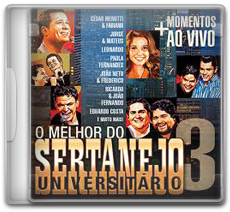 Download O Melhor do Sertanejo Universitário 3 (2011)