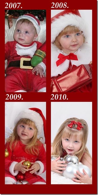 Karácsonyi montázs