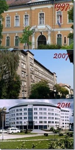 Kórházak