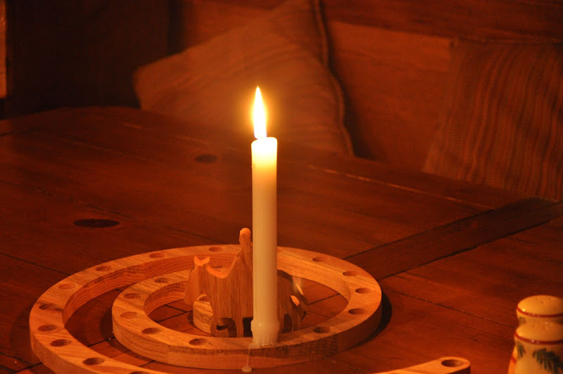 Not Too Late To Start Advent (Plus a Christmas Video from our Family)