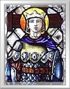 Santo Osvaldo de Northumbria