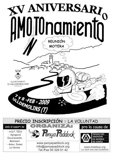 Póster AMOTOnamiento 2009