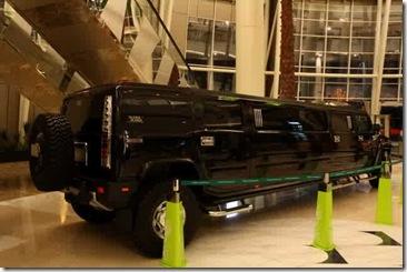 Mobil Hummer Limosin