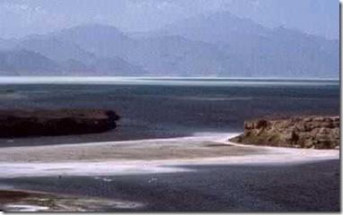 danau unik