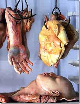 Replika Daging Manusia Yang Halal Di Makan