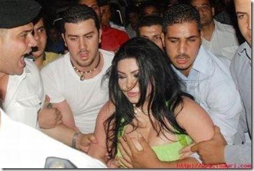 Pelecehan Seksual Haifa Wehbe
