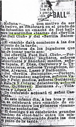 Correo Andalucia 31 Diciembre 1909