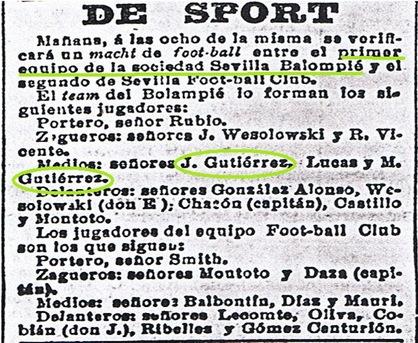 El Liberal 1 Mayo 1909