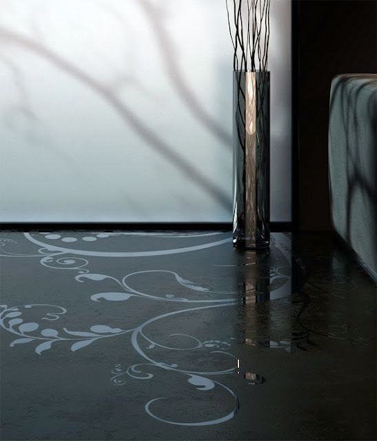 Interior Design - Concrete Art