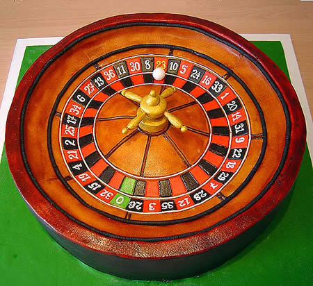 Roulette Cake