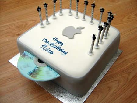 Mac Mini Cake