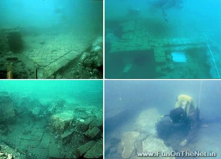 World's Wickedest City, Port Royal (Jamaica). Underwater Ruins