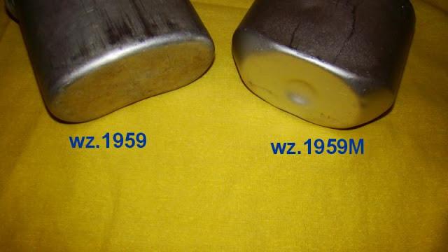 porównanie wz.1959 i wz.1959M