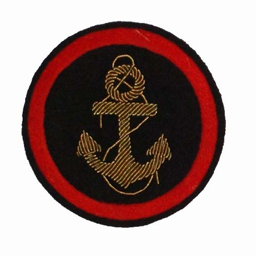 naszywka morskiej piechoty ZSRR, soviet naval infantry