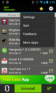 fast uninstaller apk on pc android apk apps on pc