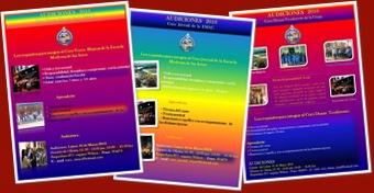 Ver AUDICIONES 2010 CORO UNAP,COROJUVENIL EMAC Y CORO VOCES BLANCAS EMAC