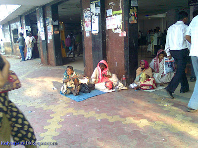 Women Begging in India