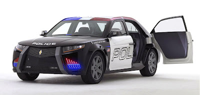 Best Designed Police Car