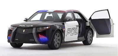 Best Designed Police Car