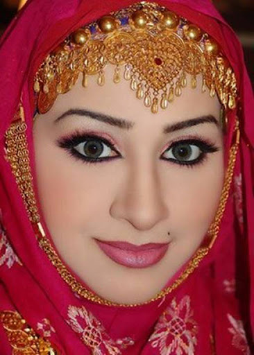 Most Beautiful Girl of Saudi Arabia
